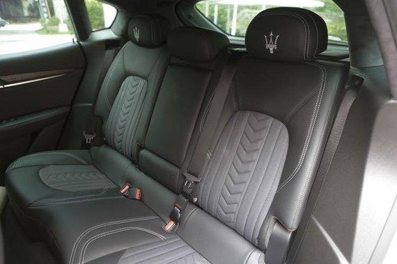 2017 Maserati Levante for sale in Quezon City