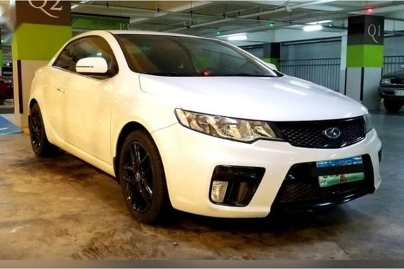 Selling 2012 Kia Forte Coupe in Manila