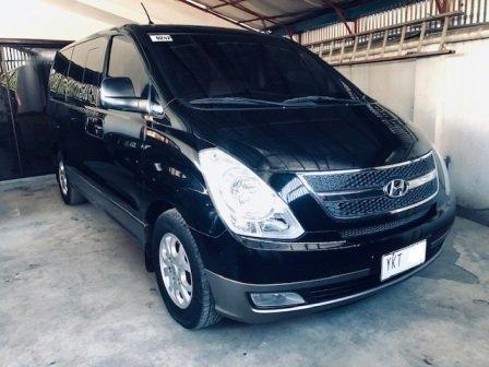2012 Hyundai Grand Starex Gold A/T CRDi VGT luxury