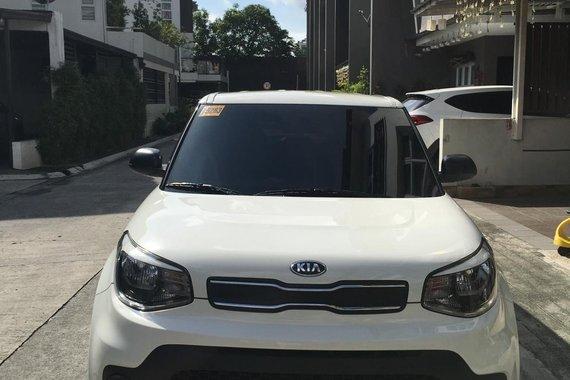 Selling Used Kia Soul 2018 Manual Diesel