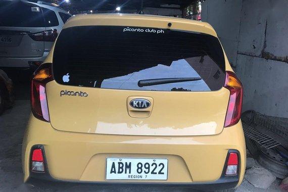 Kia Picanto 2016 for sale in Lapu-Lapu