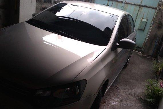 2014 Volkswagen Polo for sale in Quezon City