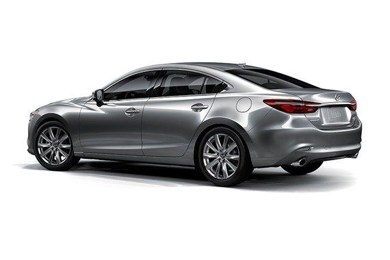 2020 Mazda6 2.5L Turbo Sedan AT