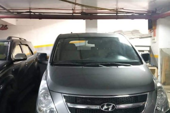 2008 Hyundai Grand Starex VGT