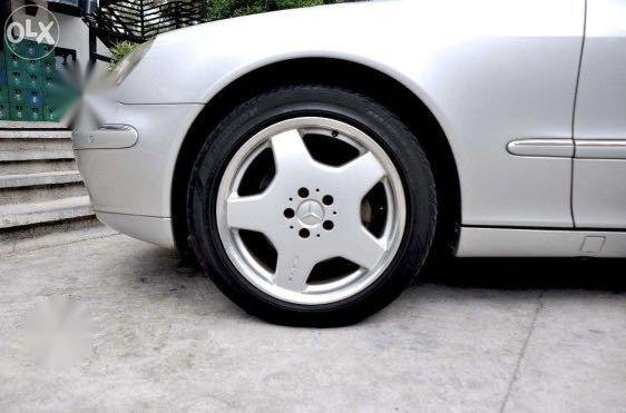 2002 Mercedes-Benz S-Class for sale in Makati