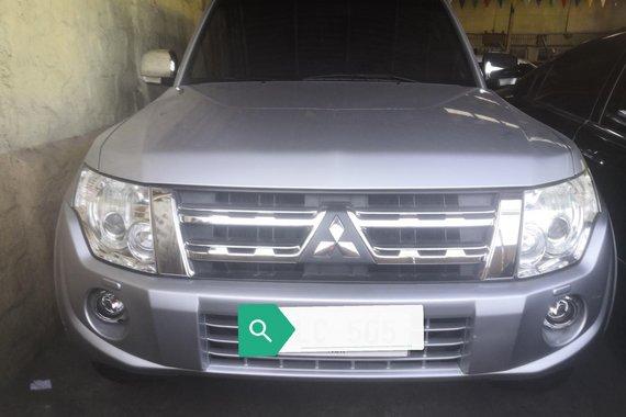 2014 Mitsubishi Pajero 4X4 Automatic Transmission