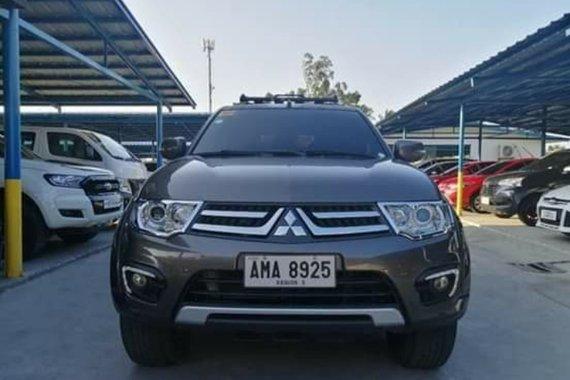 2015 Mitsubishi Montero Glx AT/Diesel