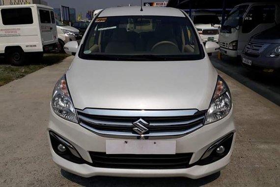 2017 Suzuki Ertiga AT/Gas