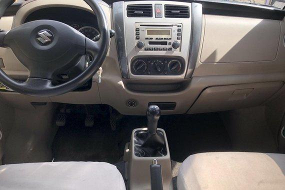 Suzuki Apv glx 2012 mt