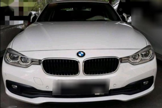 2019 Bmw 318D for sale in Manila