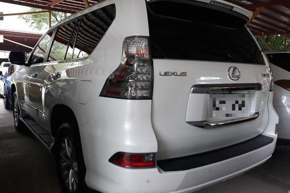 2018 Lexus Gx 460 for sale in Manila