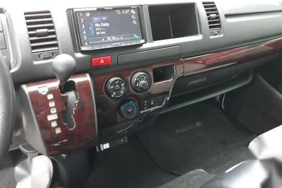 2015 Toyota Hiace for sale in Makati