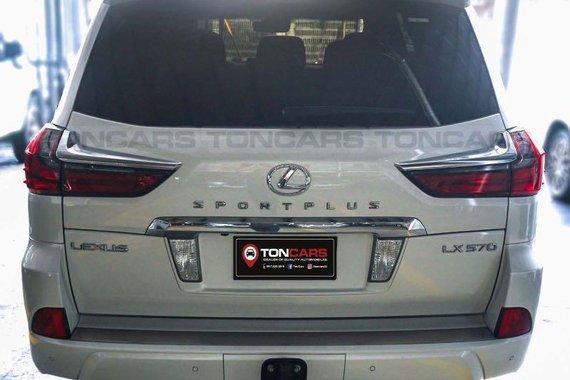 2017 Lexus Lx 570 for sale in Manila