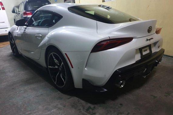 2020 Toyota Supra for sale in Quezon City