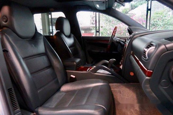 Sell Silver 2007 Porsche Cayenne in Quezon City