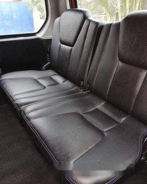 Sell Red 2014 Mitsubishi Adventure Manual Diesel