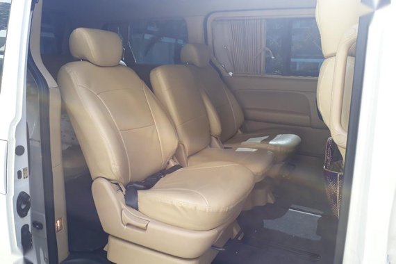 Selling Hyundai Starex 2016 in Manila