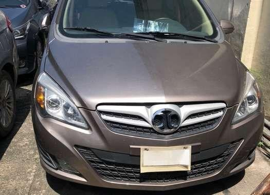 Selling BAIC A115 2015 in Quezon City