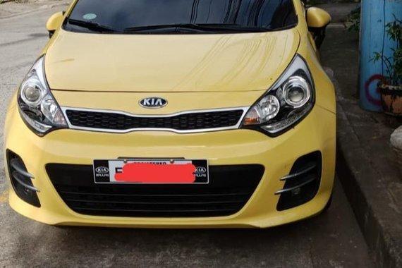 Kia Rio 2017 for sale in Mandaluyong