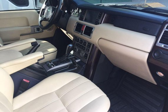 Land Rover Range Rover 2006 for sale in Manila