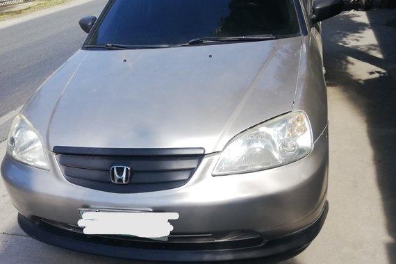 2002 Honda Civic Dimension Manual