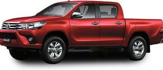 Selling Toyota Hilux 2020 in Puerto Princesa