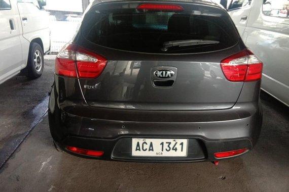Kia Rio 2017 for sale in Quezon City