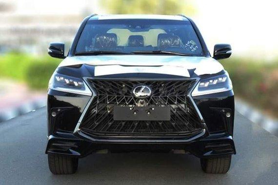 Sell 2020 Lexus Lx 570 in Quezon City
