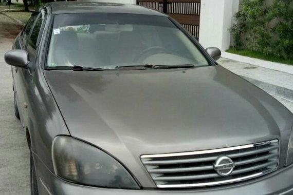 Selling Grayblack Nissan Sentra 2007 in Cainta