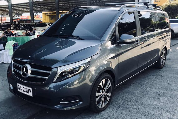 2016 Mercedes-Benz V220 CDI Sports Avantgarde Extra Long D