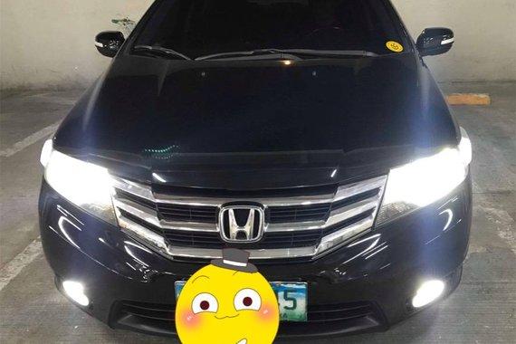 Honda City 2012 1.5 E Top of the line
