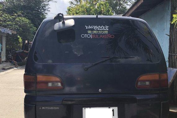 1996 Mitsubishi Spacegear 4D56 Diesel Automatic in Bulacan