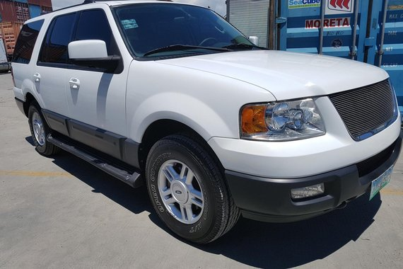 Ford Expedition 2004 automatic gasoline 350k in Puerto Princesa