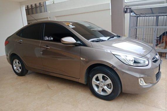 Hyundai Accent 2014 Automatic