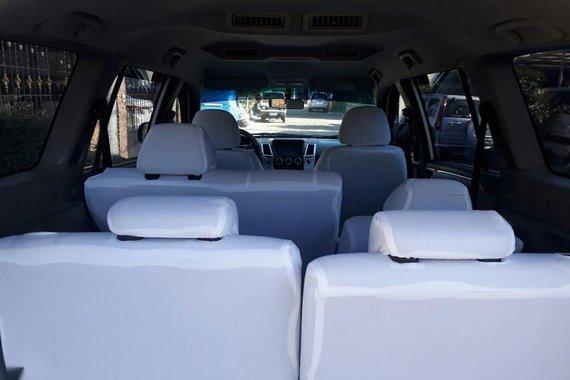 Pearl White Mitsubishi Montero 2013 for sale in Las Pinas