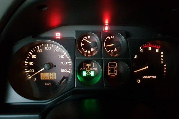 Selling Mitsubishi Pajero 2003 in Paranaque