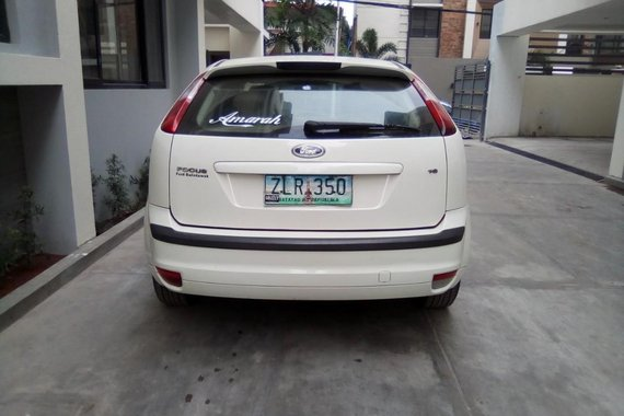 Sell 2007 Ford Focus in Quezon City