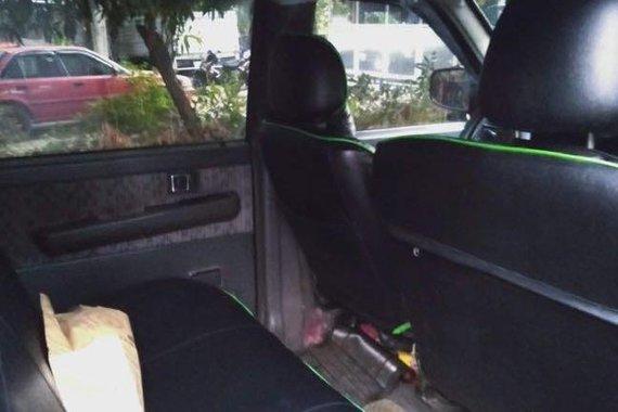 Sell Black 1999 Mitsubishi Adventure in Marikina