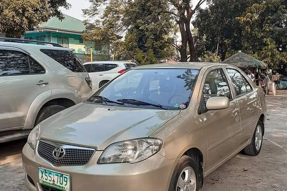 Toyota Vios 2004 for sale in Quezon City