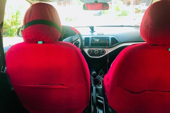 Sell Red 2010 Kia Picanto in Bacoor