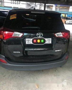 Selling Black Toyota Rav4 2015 at 29000 km