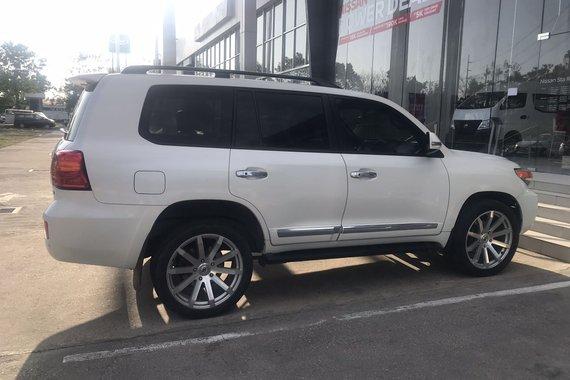 For Sale Toyota Land Cruiser 2015 White