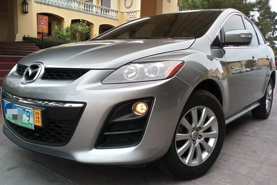 Fuel Efficient Very Fresh Ready to ride Mazda CX-7 AT