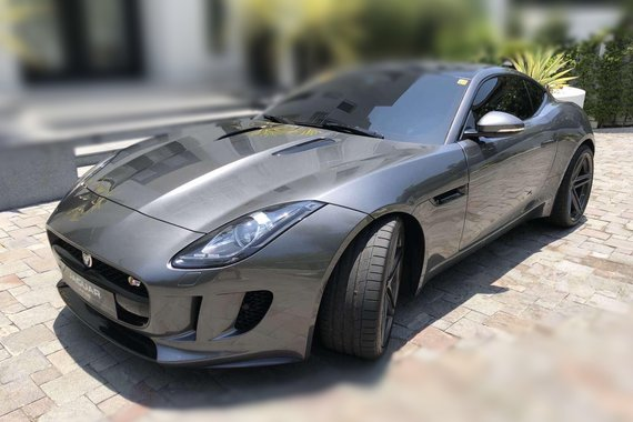Used 2016 Jaguar F Type S