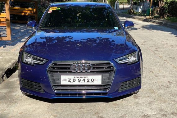 for sale 2018 Audi A4 1.4 turbo