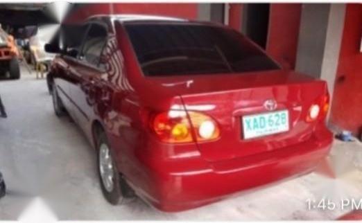 Toyota Corolla Altis 2001 for sale in Rosario