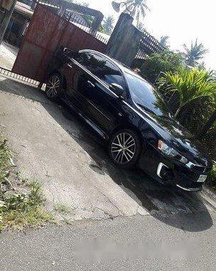 Black Mitsubishi Lancer Ex 2016 Automatic for sale