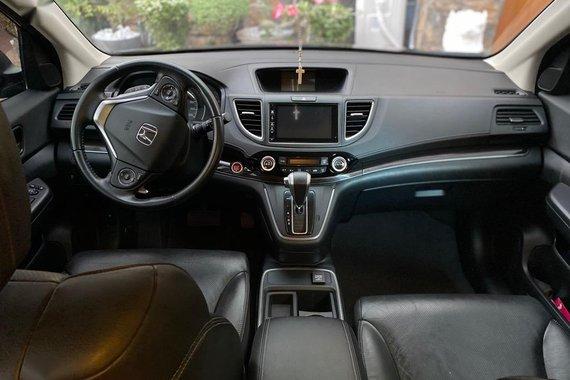 Honda Cr-V 2017 for sale in Quezon City