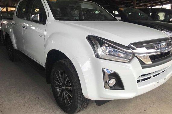 White Isuzu D-Max 2020 for sale in Davao