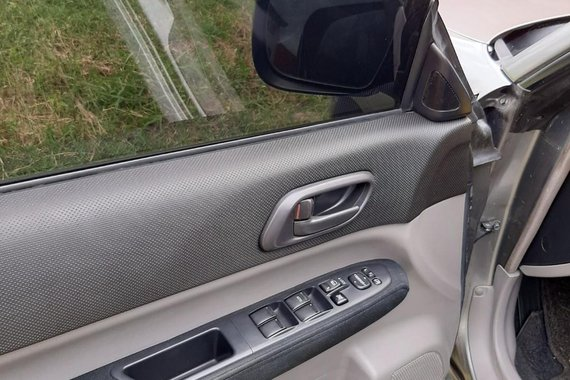 Selling Grey Subaru Forester 2007 in Pasig